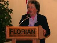 GIC Director Dolores Mitchell Addressed Forum