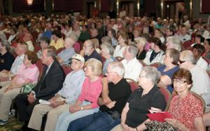 OVER 500 ATTEND ANNUAL MEETING